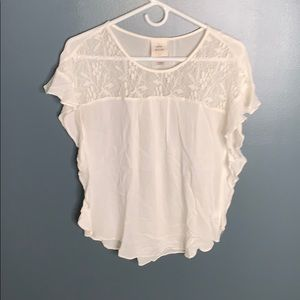 Knox Rose lacy top